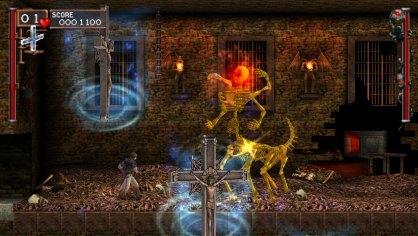 Castlevania Dracula X (PSP)