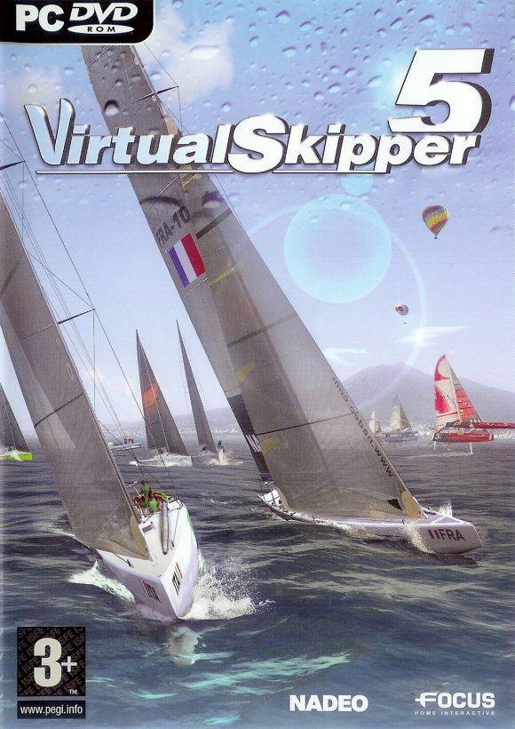 2007 Nome: Virtual Skipper 5. Tipo: Simulator Tamanho: 3. Instale o jogo 4.
