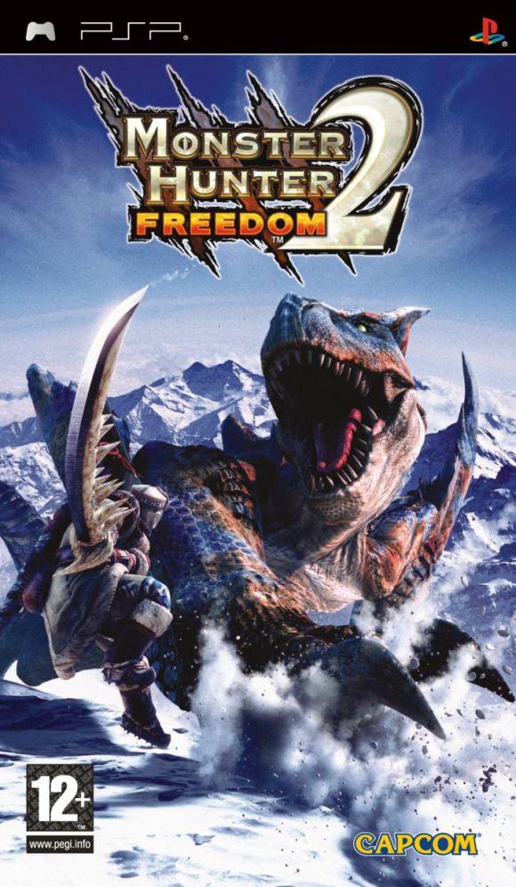 Monster Hunter Freedom 2 [Español] [PSP] [4S]
