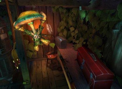Mushroom Men an�lisis