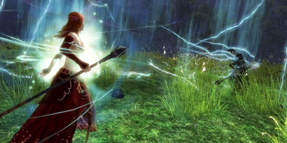 Guild Wars 2: Avance