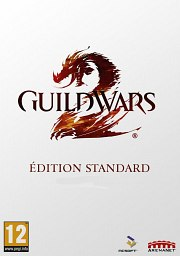 Car�tula oficial de Guild Wars 2 PC