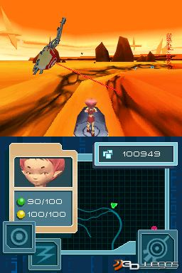 Imgenes de Code Lyoko para DS  3DJuegos