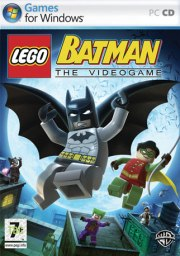 Car�tula oficial de Lego Batman PC