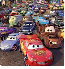 Los vehículos de la película de Pixar volverán a rodar en otro videojuego este mismo año