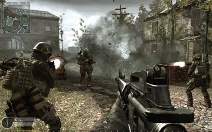 Call of Duty 4 an�lisis