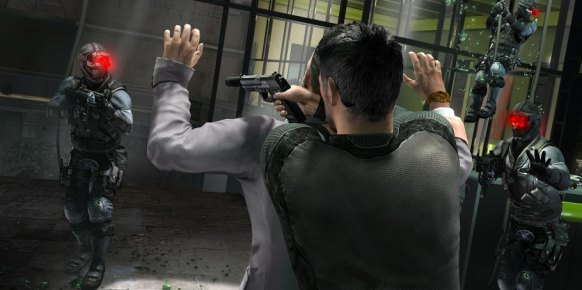 Splinter Cell Conviction X360