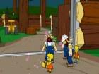 Los Simpson El Videojuego - Pantalla