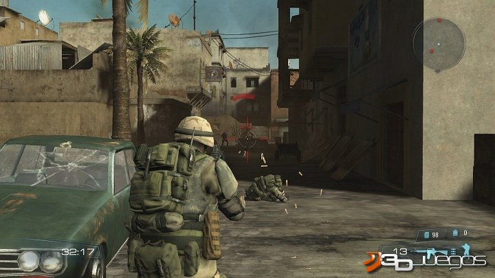 SOCOM Confrontation - An�lisis