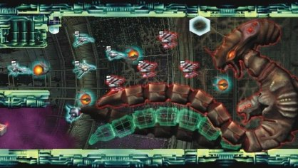 R-Type Tactics an�lisis