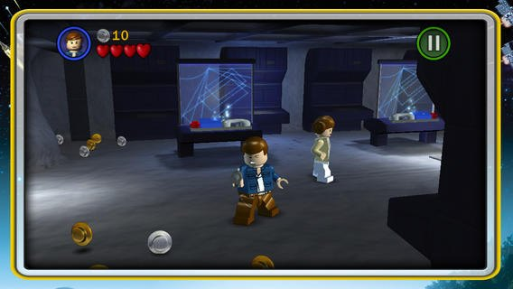 LEGO Star Wars Complete Saga (iPhone)