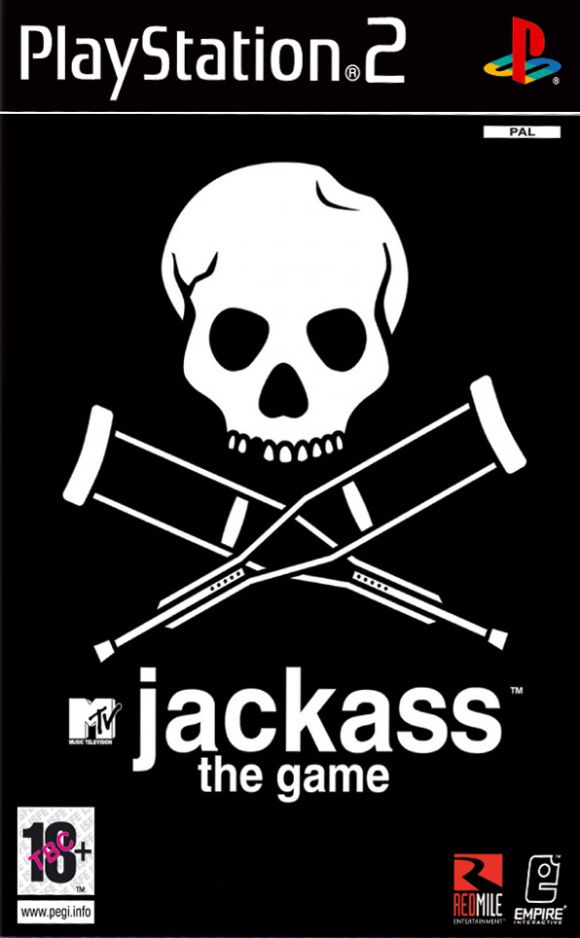 Car�tula de Jackass the Game