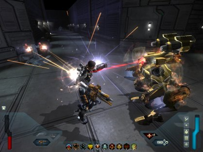 Space Siege PC