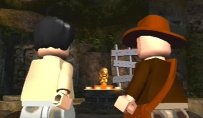LEGO Indiana Jones (PlayStation 2)