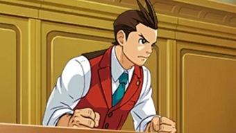 Video Ace Attorney: Apollo Justice, Tráiler Argumental