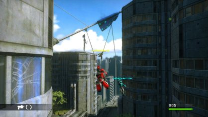 Bionic Commando (PlayStation 3)