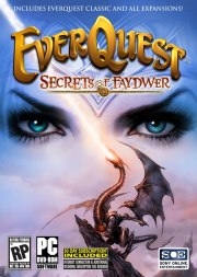 Car�tula oficial de EverQuest Secrets of Faydwer PC