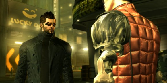 Deus Ex Human Revolution an�lisis