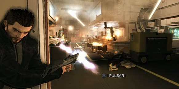Deus Ex Human Revolution (PlayStation 3)