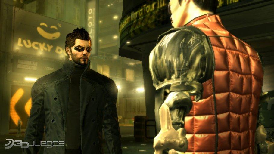 Deus Ex Human Revolution - An�lisis