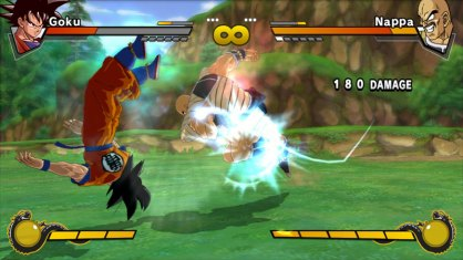 Dragon Ball Z Burst Limit (PlayStation 3)