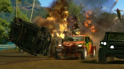 Just Cause 2: Impresiones jugables