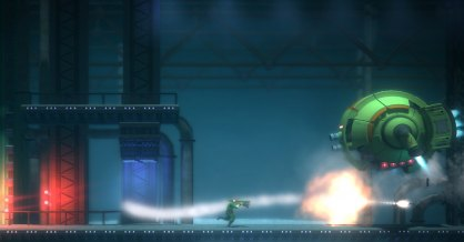 Bionic Commando: Rearmed X360