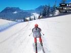 Winter Sports 2008 - Pantalla