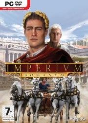 Car�tula oficial de Imperium Romanum PC