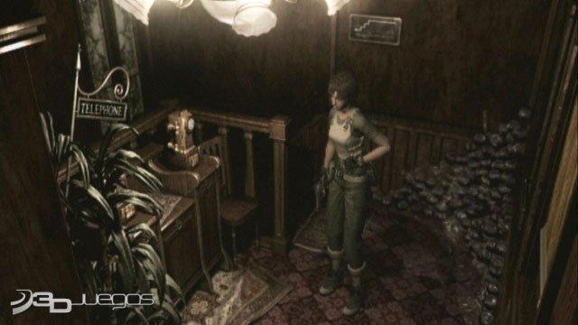 Resident Evil Zero - An�lisis
