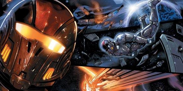 Mass Effect 2: Avance