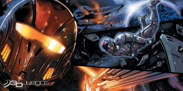 Mass Effect 2 - Avance