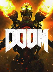 Car�tula oficial de Doom PC