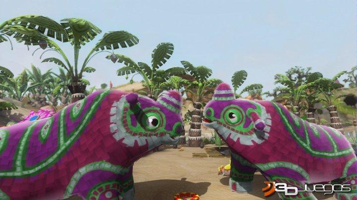 Viva Piñata Trouble in Paradise Xbox 360 3DJuegos.com