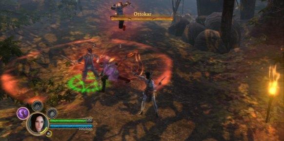 Dungeon Siege III (PlayStation 3)