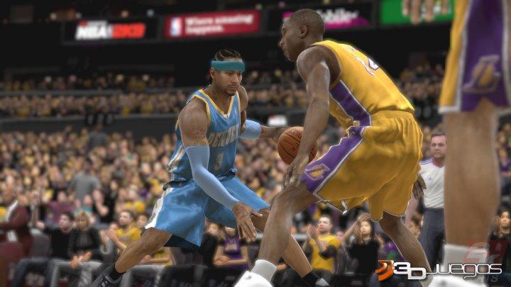 NBA 2K9 - An�lisis