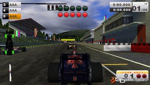 F1 2009 - Primer contacto