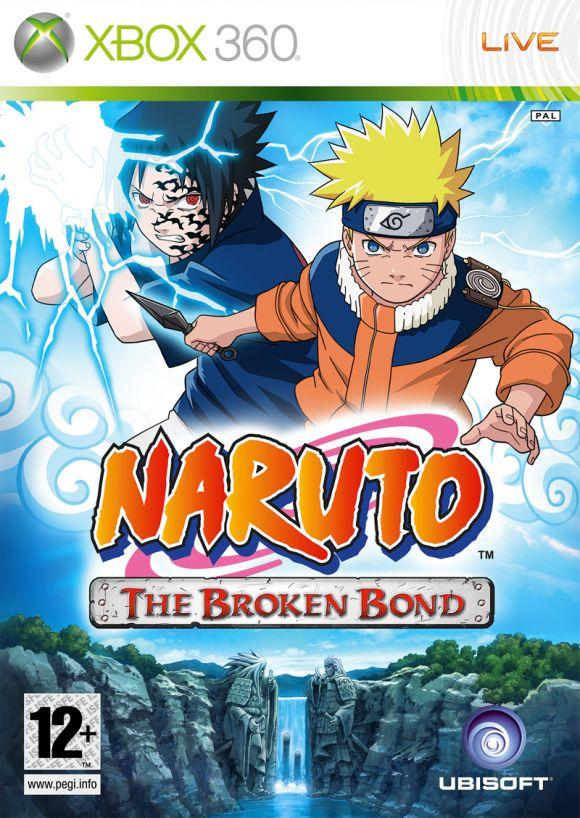 Naruto The Broken Bond RIP-PROPIO 3,17GB RGH-JTAG PL-UL