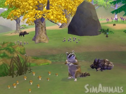 SimAnimals an�lisis