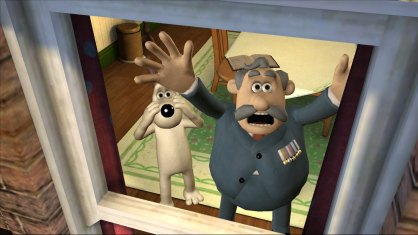 Wallace & Gromit Episodio 1