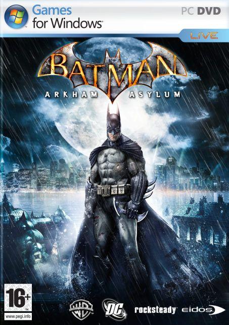 Batman – Arkham Asylum GOTY [PROPHET] [Español] [MG]