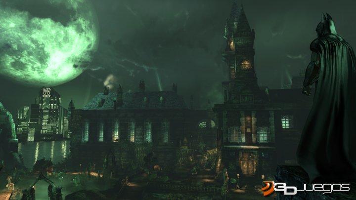 Batman Arkham Asylum - Impresiones jugables
