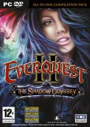 Cartula oficial de EverQuest II: The Shadow Odyssey PC