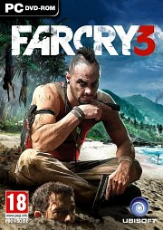 Car�tula oficial de Far Cry 3 PC