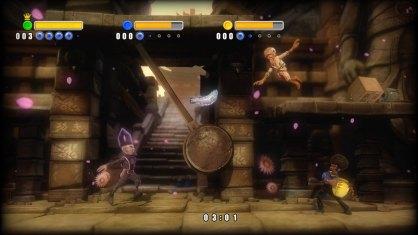 Rag Doll Kung Fu Fists of Plastic (PlayStation 3)