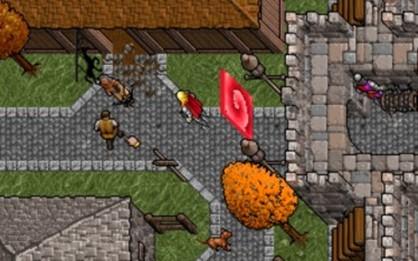 Ultima VII era un videojuego que no tenía ningún reparo en mostrar violencia sádica y cruenta, o incluso en tocar temas espinosos como las relaciones entre personas del mismo sexo.