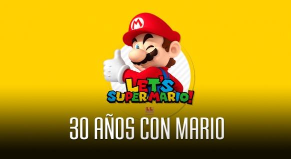 Reportaje de 30 A�os con Mario