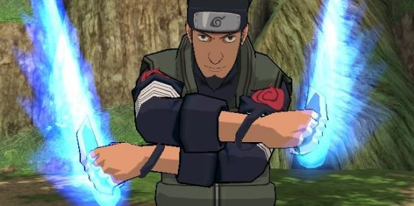 Naruto Shippuden 3 (Nintendo Wii)
