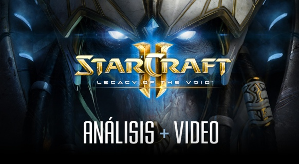 An�lisis de StarCraft 2: Legacy of the Void