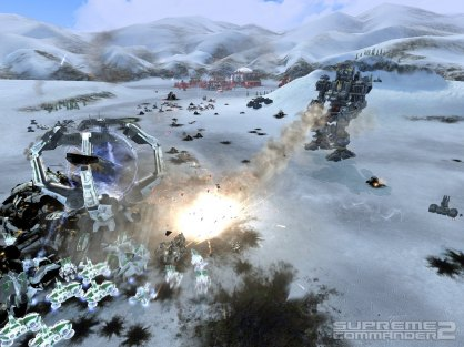 Supreme Commander 2: Impresiones jugables